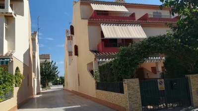 Ref:YMS277 Townhouse For Sale in Los Alcazares