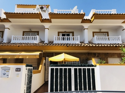 Ref:YMS298 Townhouse For Sale in Los Alcazares