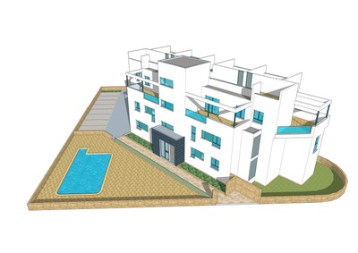 YMS300: Apartment for sale in Roda Golf