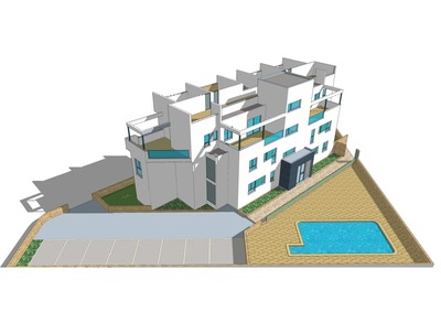 YMS301: Apartment for sale in Roda Golf