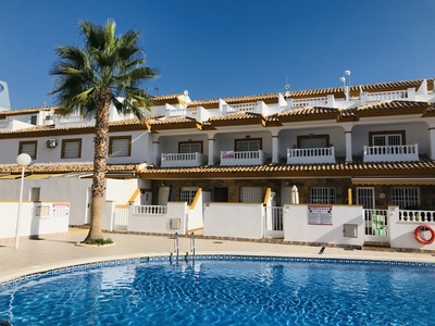 Ref:YMS305 Townhouse For Sale in Los Alcazares
