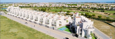 YMS310: Apartment for sale in Roda Golf