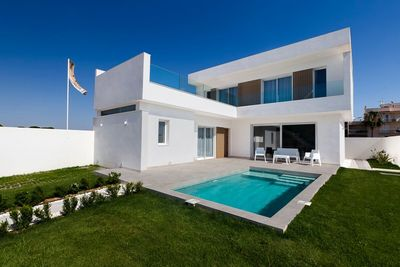 YMS315: Villa for sale in Santiago de la Ribera