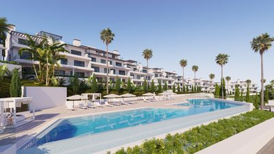YMS319: Apartment for sale in Estepona