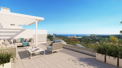 Ref:YMS319 Apartment For Sale in Estepona