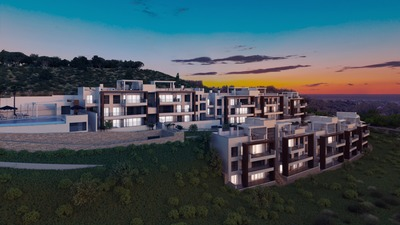YMS323: Apartment for sale in Benahavís