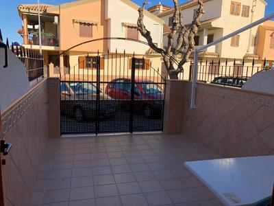 YMS338: Townhouse for rent in Los Alcazares
