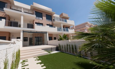 YMS346: Apartment for sale in La Zenia