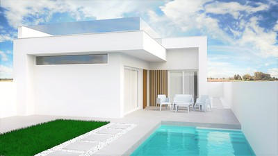 Ref:YMS382 Villa For Sale in Santiago de la Ribera