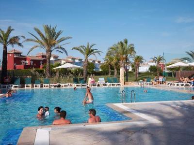 YMS383: Apartment for rent in Mar Menor Golf Resort
