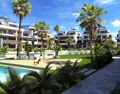 YMS384: Apartment for sale in Villamartin