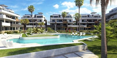 YMS385: Apartment for sale in Villamartin