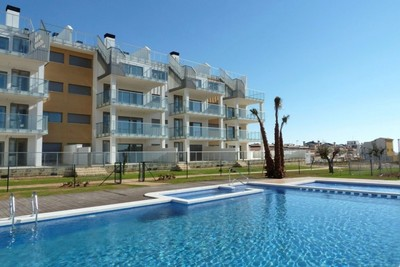 YMS392: Apartment in Villamartin