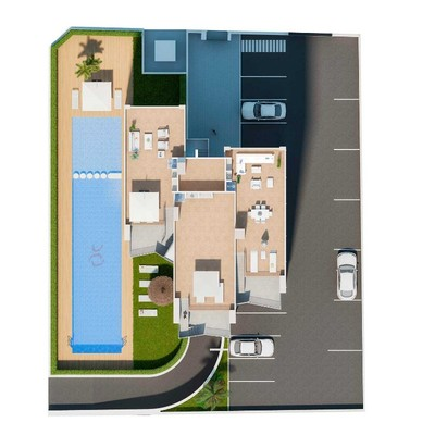 YMS414: Apartment for sale in Torrevieja