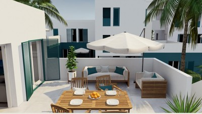 YMS418: Apartment for sale in Playa Flamenca