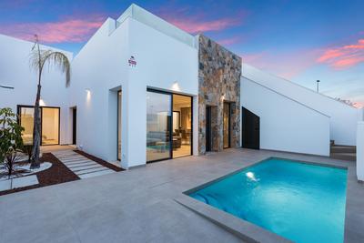 Ref:YMS420 Villa For Sale in Pilar de la Horadada