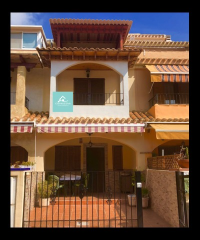 Ref:YMS426 Townhouse For Sale in Los Alcazares