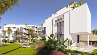 YMS434: Apartment for sale in La Manga Club Resort