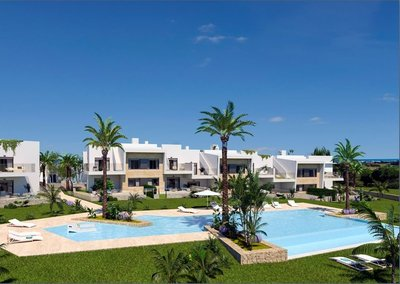 Ref:YMS435 Apartment For Sale in Lo Romero Golf