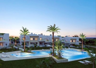 YMS435: Apartment for sale in Lo Romero Golf