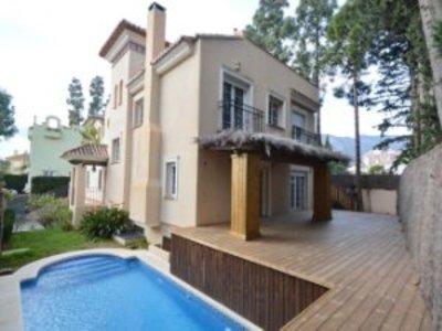 YMS437: Villa for rent in Marbella