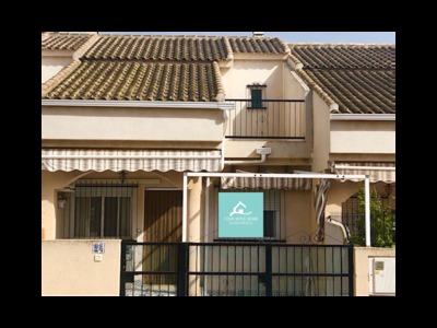 YMS448: Townhouse in Los Alcazares