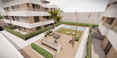 YMS449: Apartment for sale in San Javier