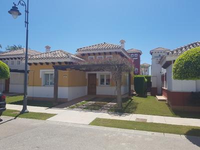 YMS451: Villa in Mar Menor Golf Resort