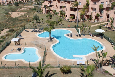 Ref:YMS460 Apartment For Sale in Mar Menor Golf Resort