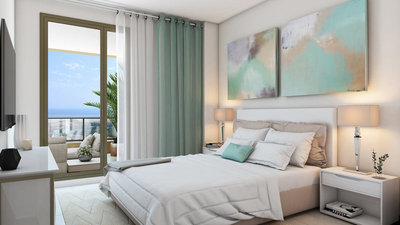 YMS463: Apartment for sale in Benalmadena