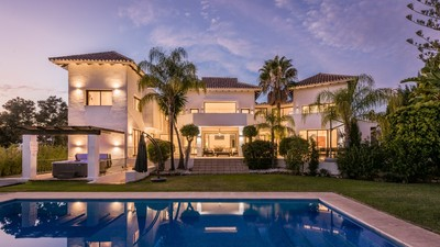 Ref:YMS466 Villa For Sale in Marbella