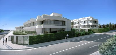 YMS470: Townhouse for sale in Fuengirola