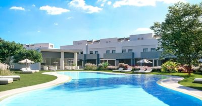 Ref:YMS471 Townhouse For Sale in San Roque
