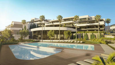 YMS480: Apartment for sale in Estepona