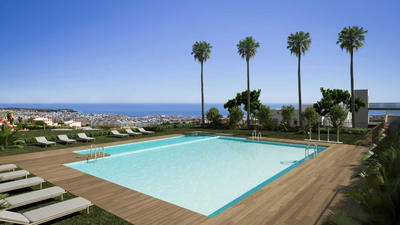 Ref:YMS480 Apartment For Sale in Estepona