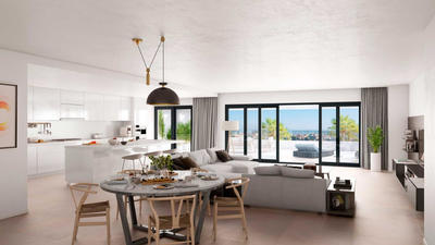 YMS481: Apartment for sale in Estepona