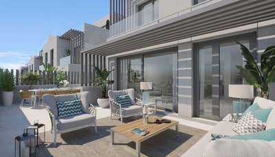 YMS485: Townhouse for sale in Estepona
