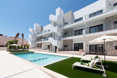 YMS503: Apartment in Los Arenales del Sol