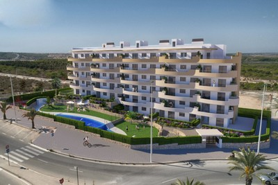 YMS504: Apartment in Los Arenales del Sol