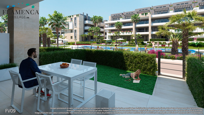 YMS505: Apartment for sale in Playa Flamenca