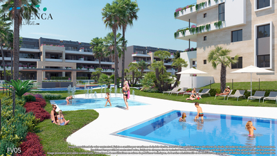 YMS506: Apartment for sale in Playa Flamenca