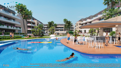 Ref:YMS506 Apartment For Sale in Playa Flamenca