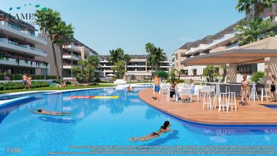 YMS506: Apartment in Playa Flamenca