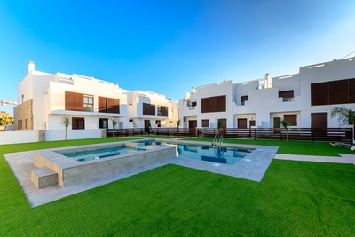 Ref:YMS533 Townhouse For Sale in Torrevieja