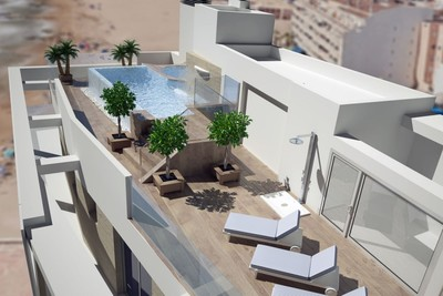 YMS535: Apartment for sale in Torrevieja
