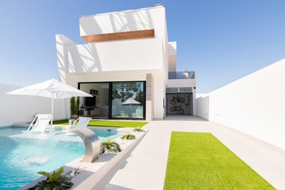 Ref:YMS556 Villa For Sale in Santiago de la Ribera