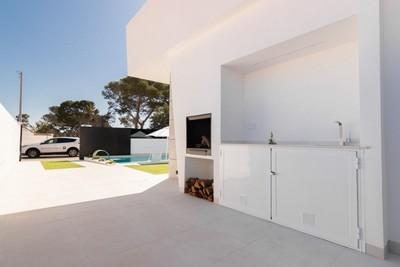 YMS556: Villa for sale in Santiago de la Ribera