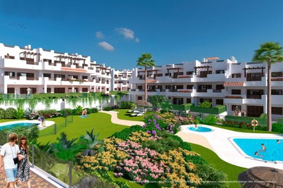 YMS565: Apartment for sale in Mar De Pulpi