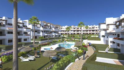 Ref:YMS565 Apartment For Sale in Mar De Pulpi