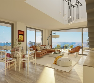 YMS566: Apartment for sale in Benidorm